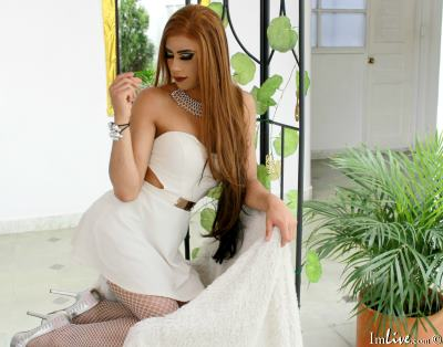 ELIZABETHDOLL, 19 – Live Adult shemale and Sex Chat on Livex-cams