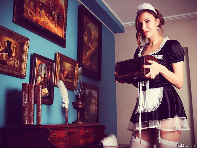 VanessaJonsonIZ at ImLive